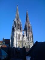レーゲンスブルグの大聖堂